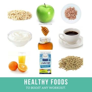 Dunnebells - Healthy energy boosting foods